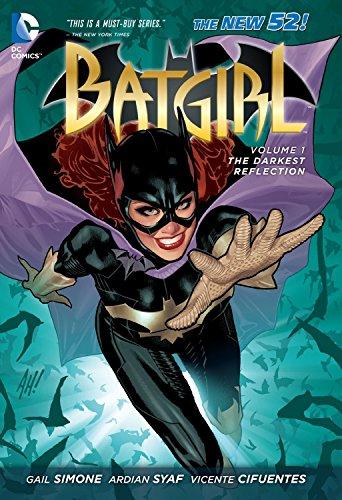9781401238148: Batgirl Vol. 1: The Darkest Reflection (The New 52)