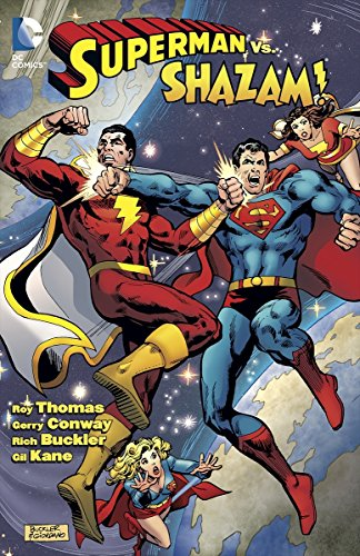 9781401238216: Superman Vs. Shazam!