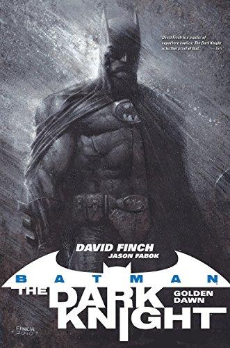 Batman: The Dark Knight - Golden Dawn TP (Paperback)