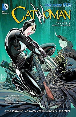 9781401238391: Catwoman Vol. 2: Dollhouse (The New 52)