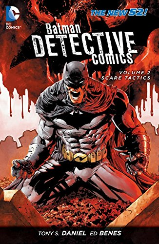 9781401238407: Batman: Detective Comics Vol. 2: Scare Tactics (The New 52)