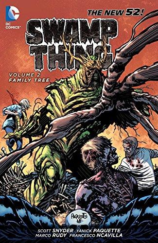 9781401238438: Swamp Thing Vol. 2: Family Tree