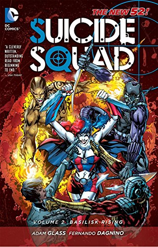 9781401238445: Suicide Squad Vol. 2: Basilisk Rising (The New 52)