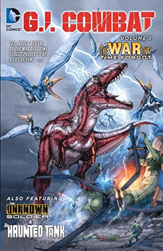 9781401238537: G.I. Combat Vol. 1: The War That Time Forgot (The New 52)