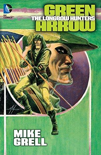 9781401238629: Green Arrow: The Longbow Hunter