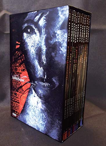 Sandman 10 Volume Slipcase Set: Gaiman, Neil