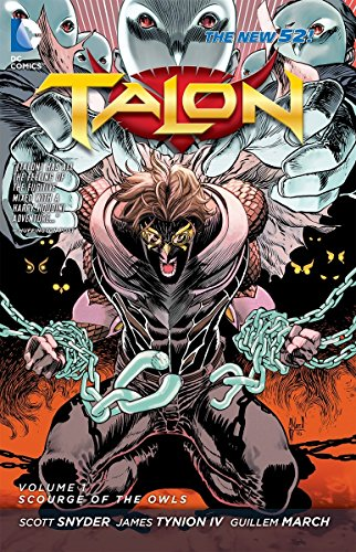 9781401238872: Talon, Vol. 1: Scourge of the Owls (The New 52)