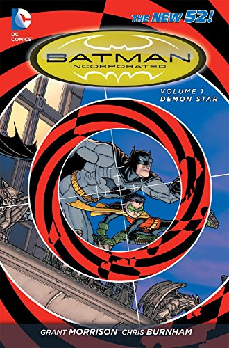 9781401238889: Batman Incorporated Vol. 1: Demon Star (The New 52)