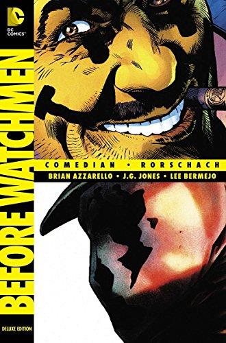 Before Watchmen: Comedian/Rorschach: Azzarello, Brian