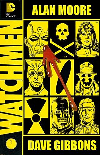 Watchmen: Alan Moore