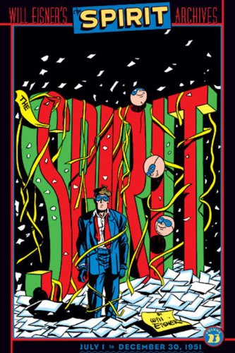 9781401239459: The Spirit Archives Vol. 23