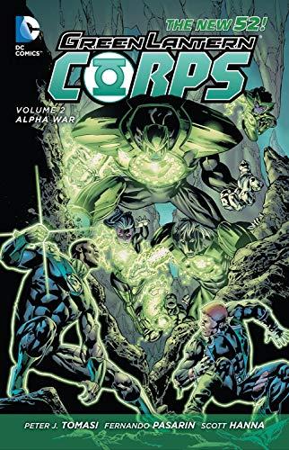 9781401240127: Green Lantern Corps  Volume 2: Alpha War HC (The New 52)