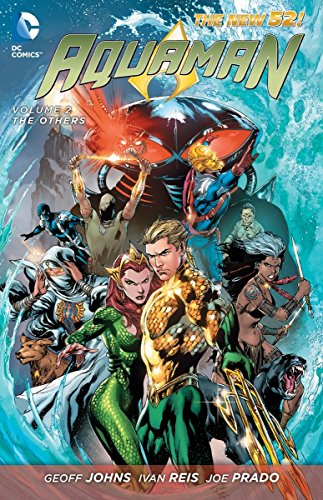 9781401240165: Aquaman, Vol. 2: The Others (The New 52)