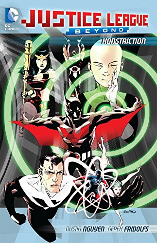 9781401240233: Justice League Beyond: Konstriction TP