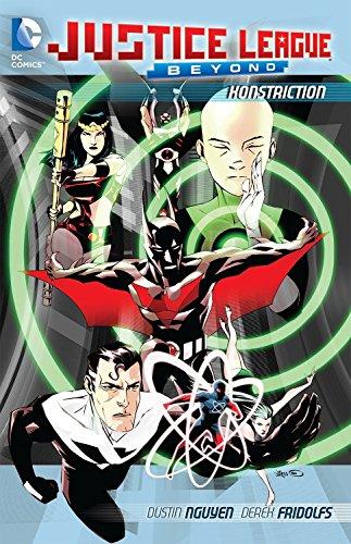 9781401240233: Justice League Beyond: Konstriction