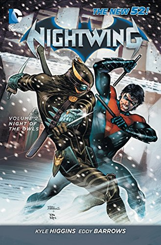 9781401240271: Nightwing, Vol. 2: Night of the Owls (The New 52)
