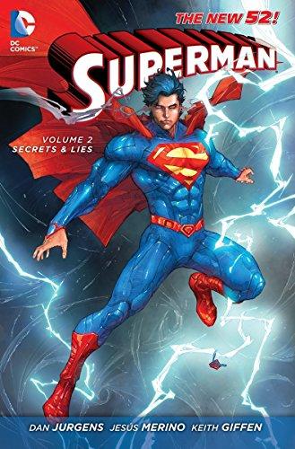 9781401240288: Superman Volume 2: Secrets & Lies HC (The New 52) (Superman New 52)