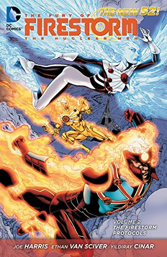 9781401240325: The Fury of Firestorm: The Nuclear Men Vol. 2: The Firestorm Protocols (The New 52)