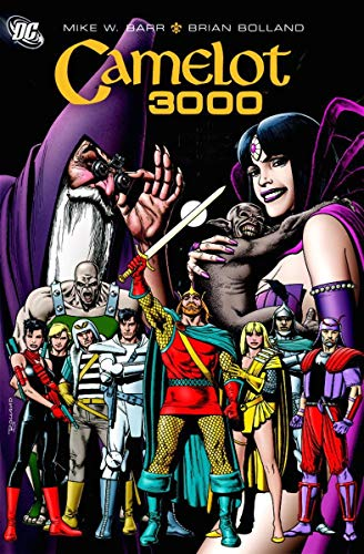Camelot 3000 TP: Barr, Mike W.