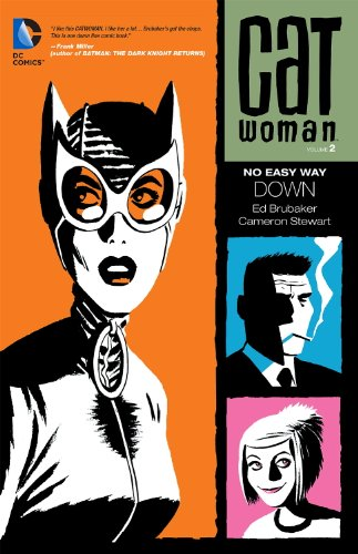 9781401240370: Catwoman Volume 2: No Easy Way Down TP