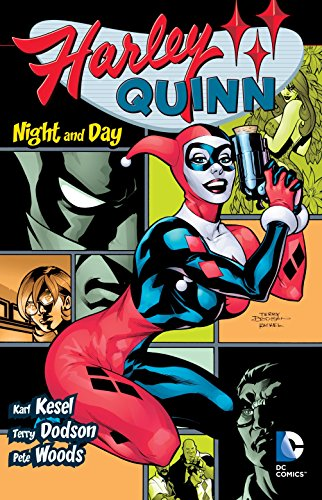9781401240417: Harley Quinn: Night and Day