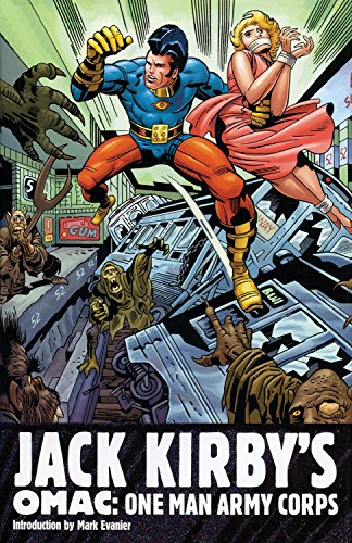 9781401240424: Jack Kirby's O.M.A.C.: One Man Army Corps