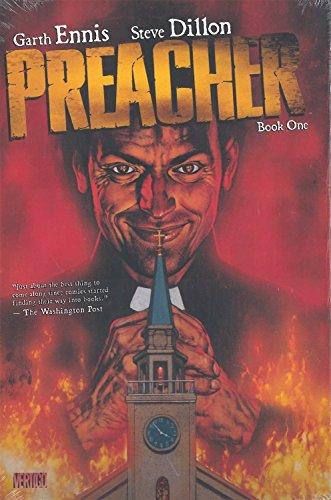 9781401240455: Preacher Book One TP