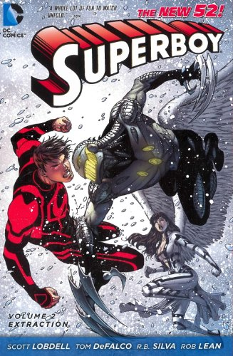 Superboy Vol. 2: Extraction (The New 52)