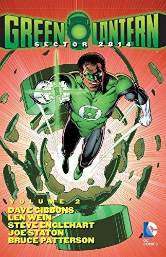 Green Lantern : Sector 2814 Vol. 2
