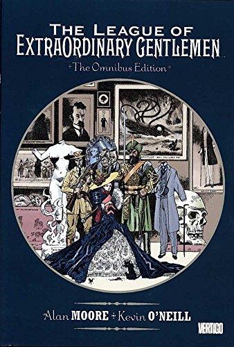 9781401240837: League of Extraordinary Gentlemen Omnibus