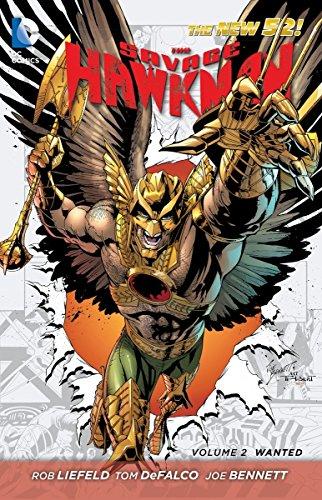 9781401240844: The Savage Hawkman Vol. 2: Wanted (The New 52) (Savage Hawkman: The New 52!)