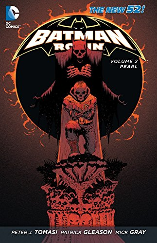 9781401240899: Batman and Robin Volume 2: Pearl HC (The New 52)