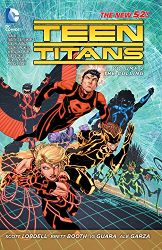 9781401241032: Teen Titans Vol. 2: The Culling (The New 52)