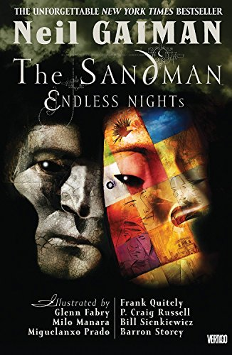 Sandman: Endless Nights TP (New Edition) (Sandman New Editions) Signed Neil Gaiman