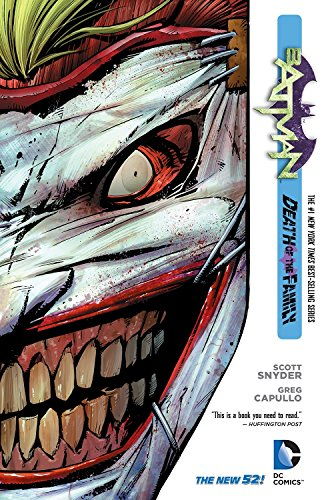 9781401242343: Batman Volume 3: Death of the Family HC (The New 52)