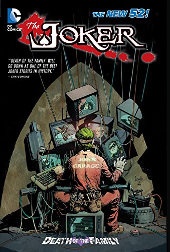 9781401242350: The Joker: Death of the Family HC (The New 52)