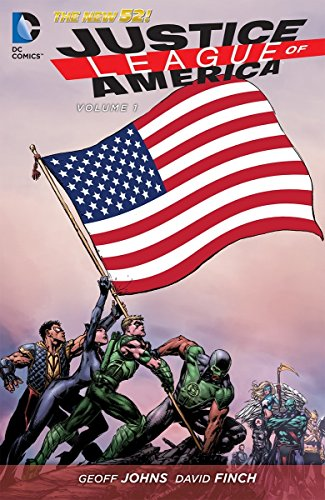 9781401242367: Justice League of America Vol. 1: World's Most Dangerous (The New 52)