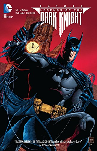 9781401242398: Batman: Legends of the Dark Knight Vol. 1