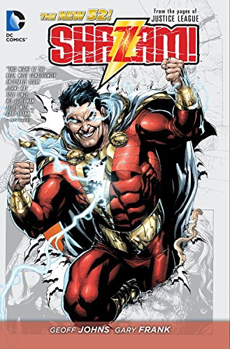 9781401242442: Shazam! Vol. 1 (The New 52): From the Pages of Justice League