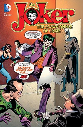 9781401242589: Joker, The Clown Prince of Crime TP (The Joker)