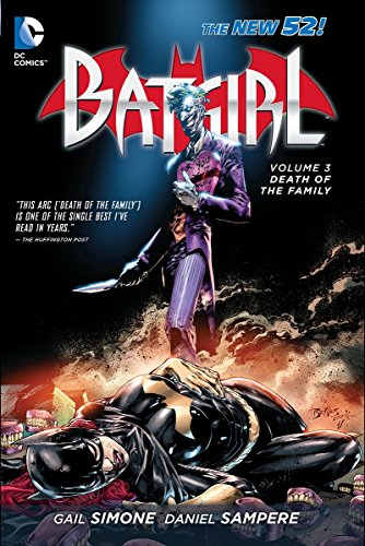 9781401242596: Batgirl Vol. 3: Death of the Family (The New 52)