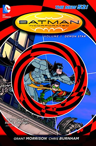 9781401242633: Batman Incorporated Volume 1: Demon Star TP (The New 52)