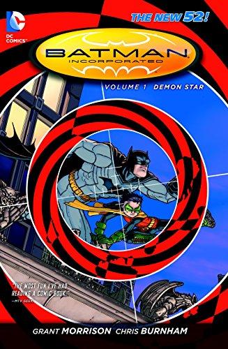 9781401242633: Batman Incorporated Vol. 1: Demon Star (The New 52)