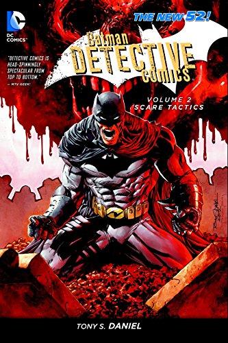9781401242657: Batman: Detective Comics Vol. 2: Scare Tactics (The New 52)