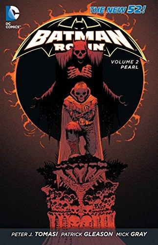 9781401242671: Batman and Robin Vol. 2: Pearl (The New 52) (Batman & Robin (Numbered))