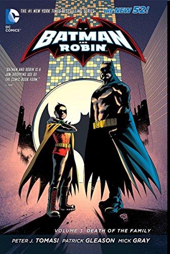 9781401242688: Batman & Robin Volume 3: Death of the Family HC (The New 52) (Batman and Robin: The New 52!)