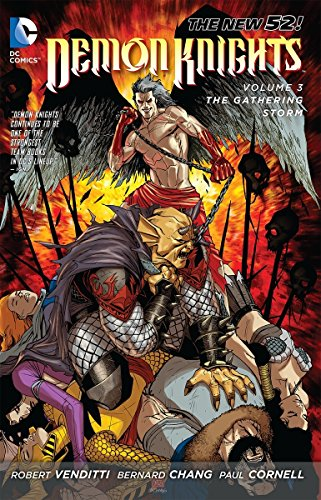 9781401242695: Demon Knights Volume 3 (The New 52)