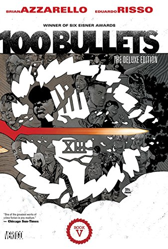 9781401242718: 100 Bullets The Deluxe Edition Book Five