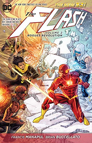 Flash Vol. 2: Rogues Revolution (The New 52), The