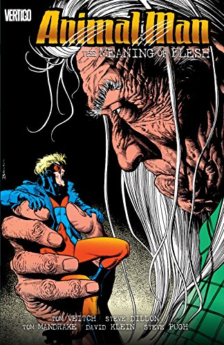 9781401242848: Animal Man Vol. 5: The Meaning of Flesh